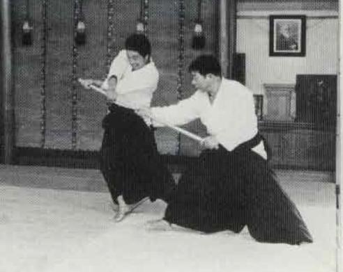 杖捌き 投げ 斉藤師範